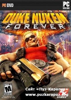 Duke Nukem Forever (2011/RUS/ENG/RePack от R.G. ReCoding)